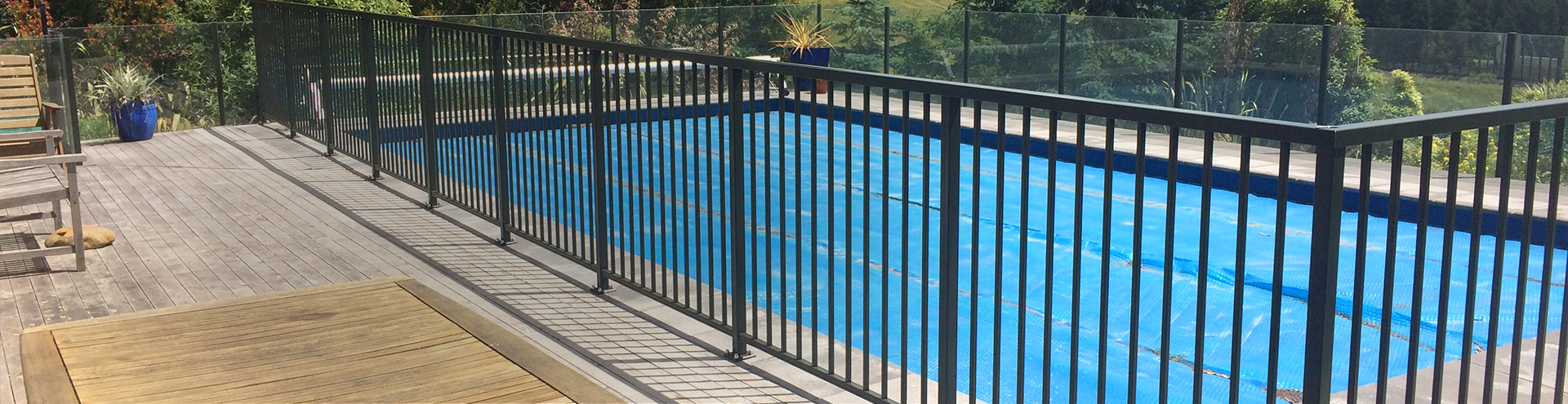 Pool and Boundary fences