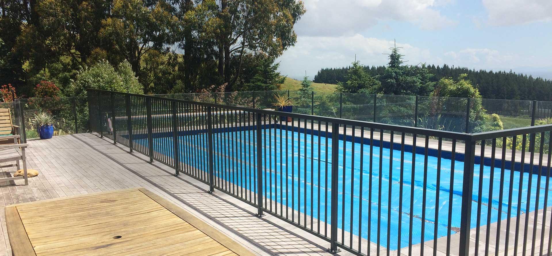 J J Aluminium Christchurch Balustrades Handrails Pool Fences